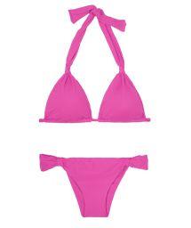 Brazilian Bikini - AMBRA MEL ROSA CHOQUE