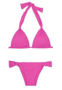 Bikini brazilieni - AMBRA MEL ROSA CHOQUE