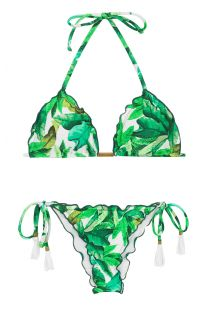 025dcba209 Green bikini | Green Women's Swimsuits & Swimwear