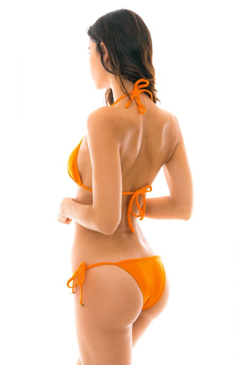 Orange knytbar bikini - ITAPARICA TRI