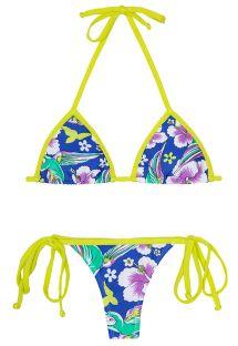 Bikini string - PASSARO VERDE