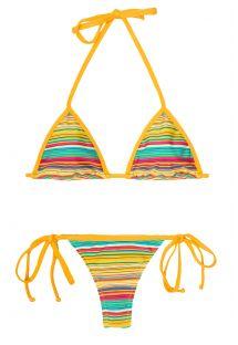 Braziliaanse Bikini - PEIXE AMARELO
