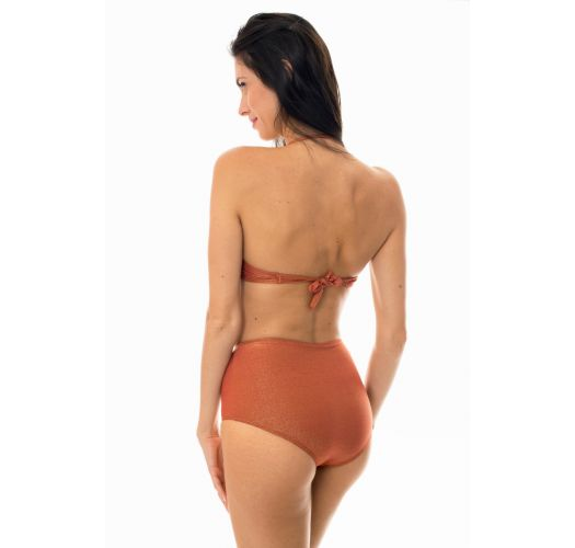 RADIANTE CANELA HOT PANT