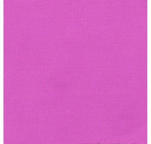 Magenta pink cheeky Brazilian bikini with slim sides - SET UV-PINK TRI-INV CHEEKY-FIXA