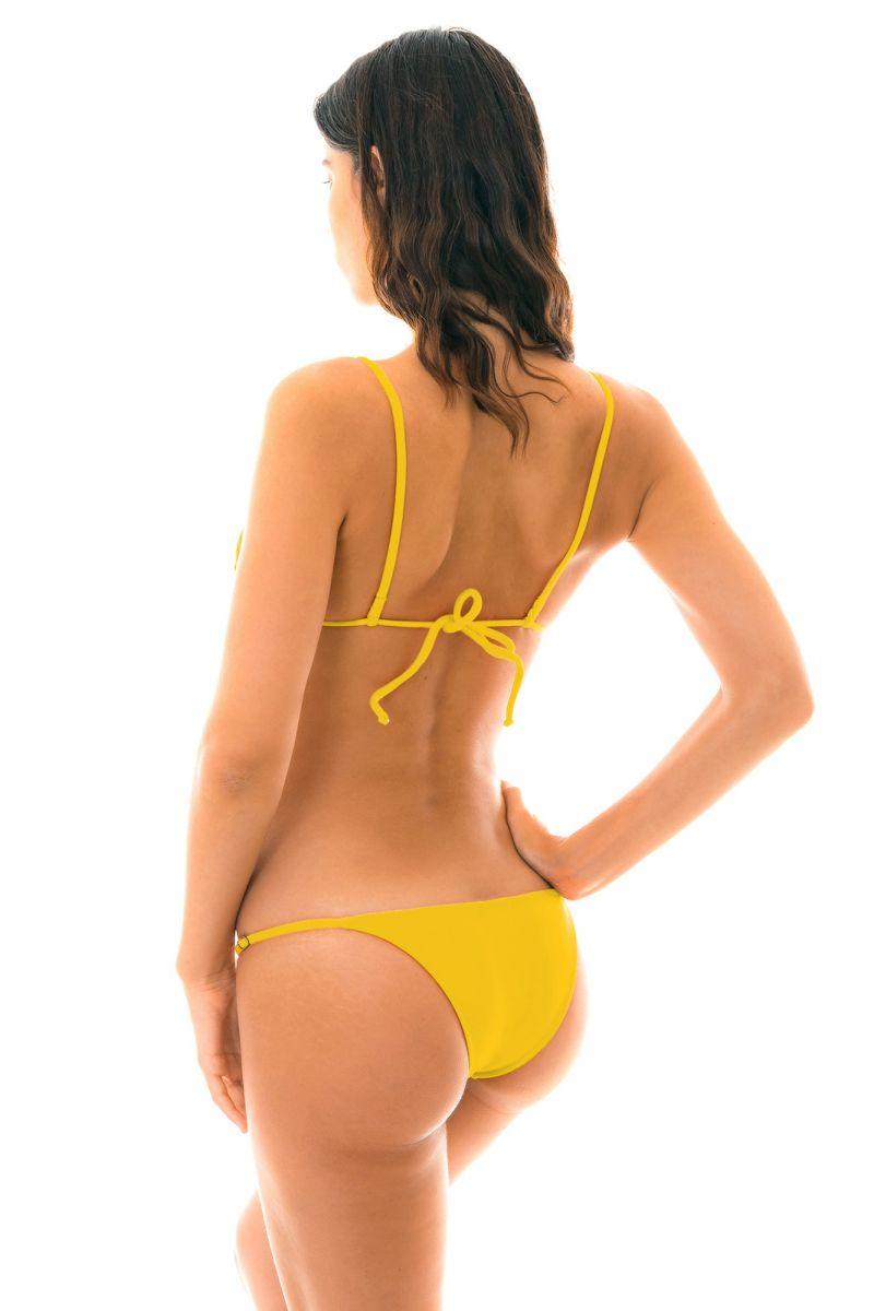 Justerbar saffransgul bikini - TEMPERO ARG FIXO