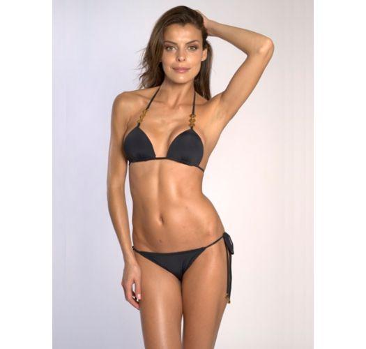 Brazilian Bikini - RAQUEL BLACK