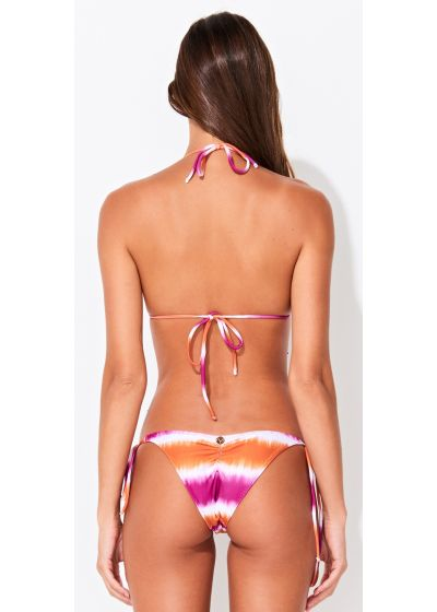 SIDE-TIE PAINT PINK