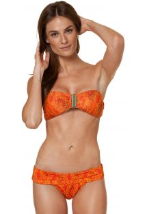 Brasiliansk bikini - MENFIS PLEATS