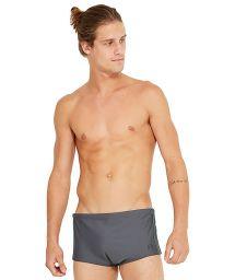 Grey swim trunks - COPPER 3D ARDOSIA