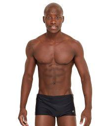 Black swim trunks - COPPER 3D PRETO