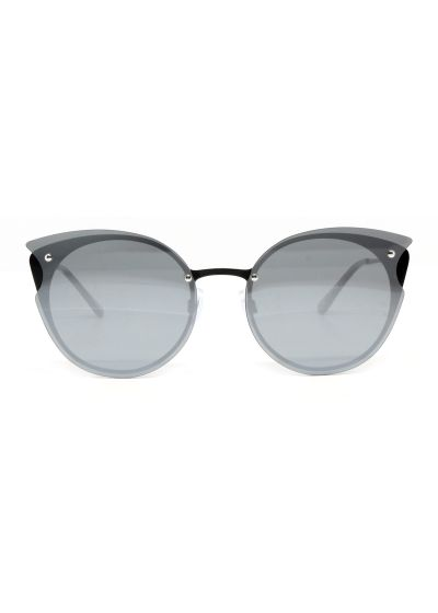 Original cat eye sunglasses - PIA ARGENT