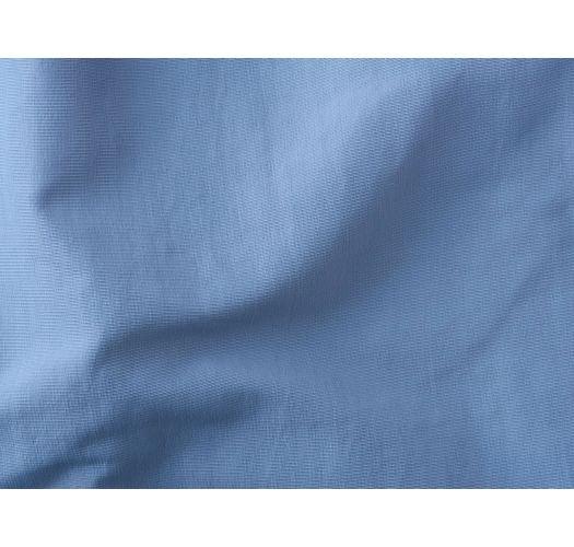 Pantaloncini da uomo slim fit  blu - BLOCK TAILORED SHORT SLATE