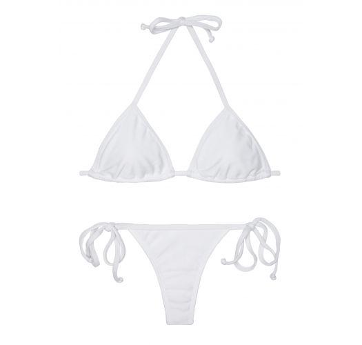 Thong Bikini - RiodeSol BRANCO MICRO