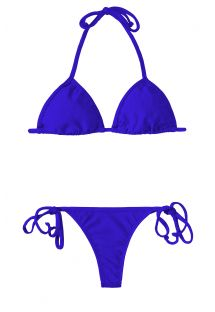 String Bikini - ZAFFIRO CORT MICRO