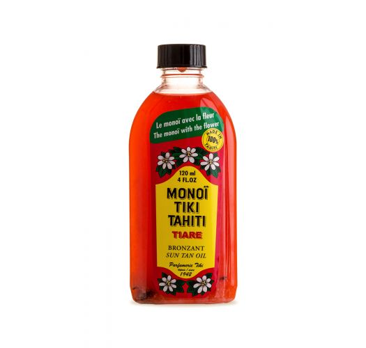 Оригинальный моной Tahiti с ароматом цветов тиаре - MONOП TIKI TIARЙ SOLAIRE INDICE 3 120ML