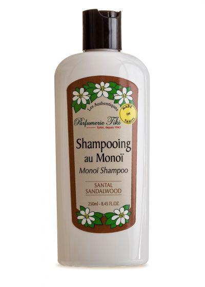 Schampo berikad med monoi olja, doft av sandelträ - SHAMPOOING TIKI AU MONOÏ SANTAL 250ML