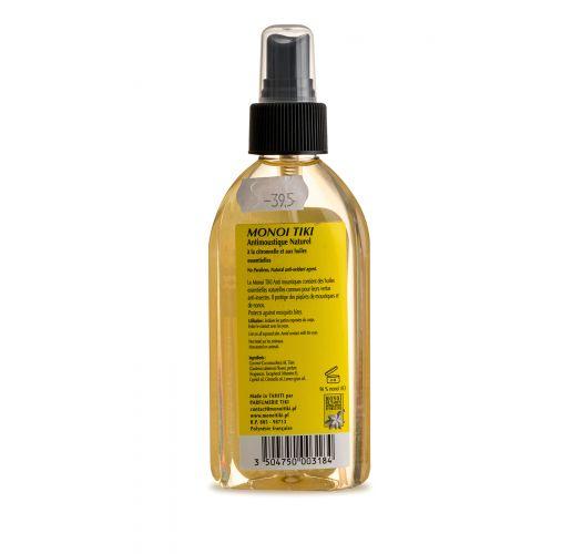 Monoi ulje sa mirisom limuna koje odbija komarce - Tiki Monoi ANTIMOUSTIQUE 120 ml
