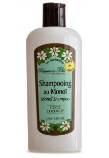 Monoi de Tahiti šampon s mirisom kokosa - TIKI SHAMPOING MONOI COCO 250ml