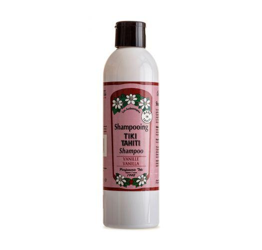 Šampon monoi z vonjem vanilje in brez parabenov - TIKI SHAMPOING MONOI VANILLE 250ml