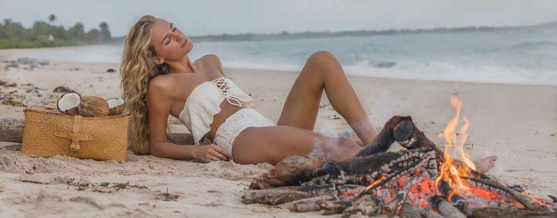 TOP OMBRO BOHO BEACH