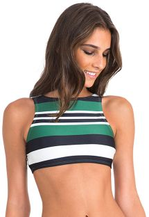SOUTIEN BASIC ATHLETIC STRIPES