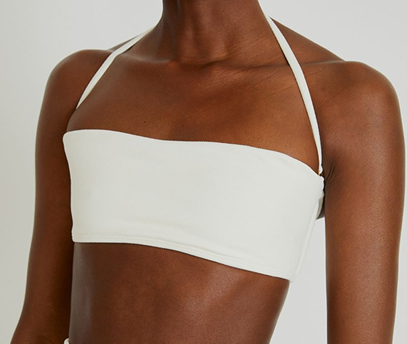 TOP BUCKLE HOT OFF WHITE