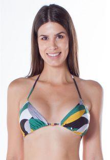 TOP CORTININHA FLORESTA BRASILEIRA