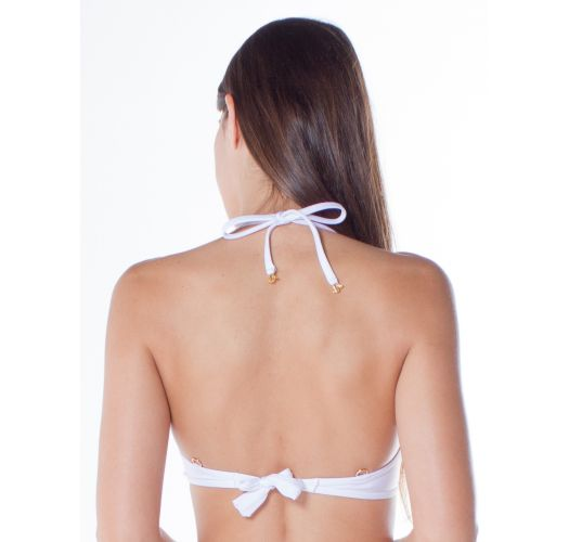 TOP DRAPE TURBONADO BRANCO