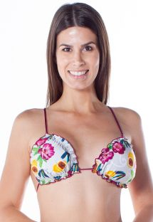 TOP RIPPLE DUPLA FACE FRUTAL