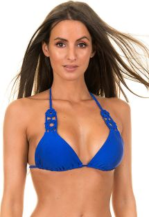 Triangle top - SOUTIEN ARENA ELECTRIC BLUE