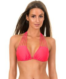 Triangle top - SOUTIEN RUMBA BOMBSHELL RED