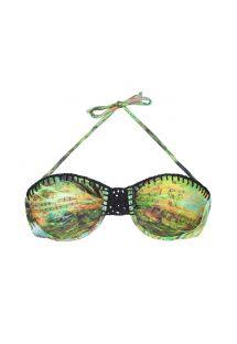 Bikini Krūsturis - SOUTIEN GREEN SERENADE