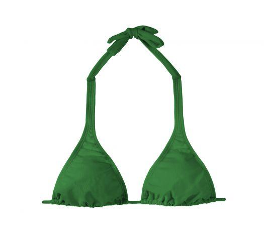 Green triangle scarf bikini top - PETERPAN CORTINAO