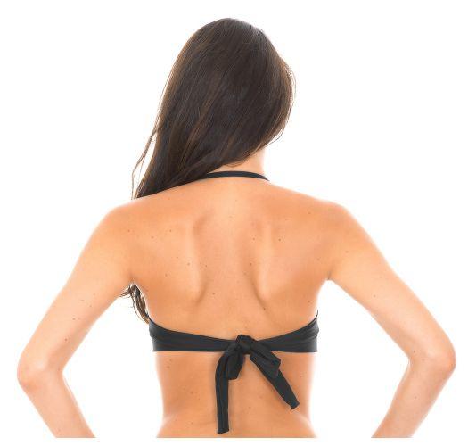 Bandeau-Oberteil Bikini - POKO