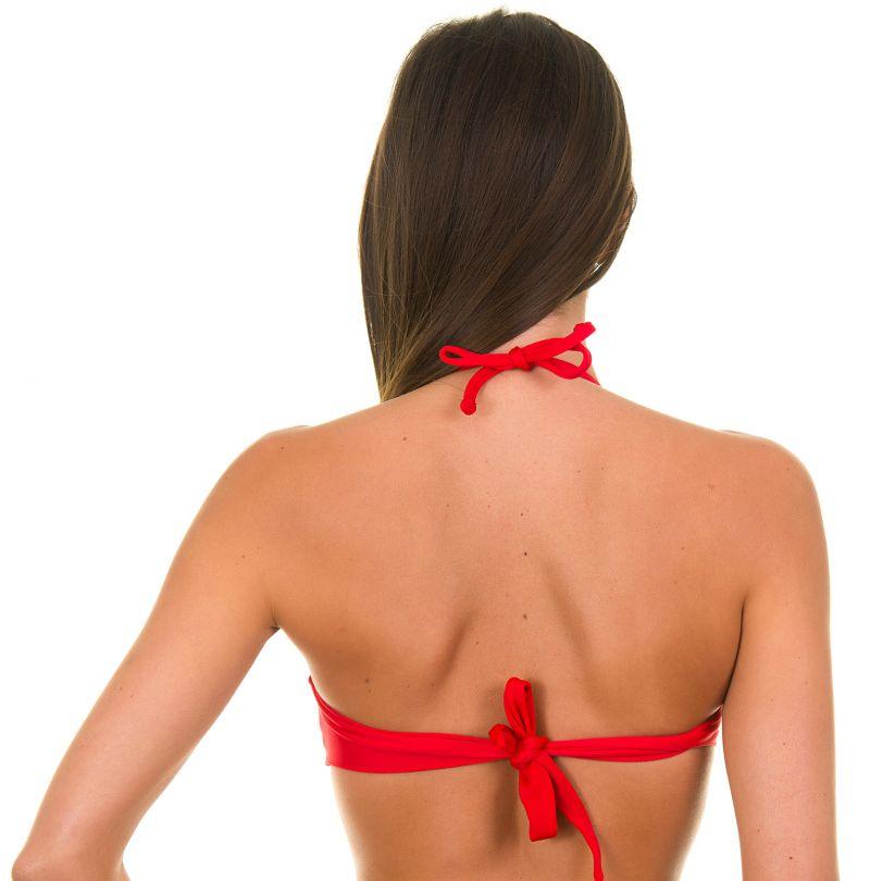 Bikiniöverdel bandeau - RED TORCIDO
