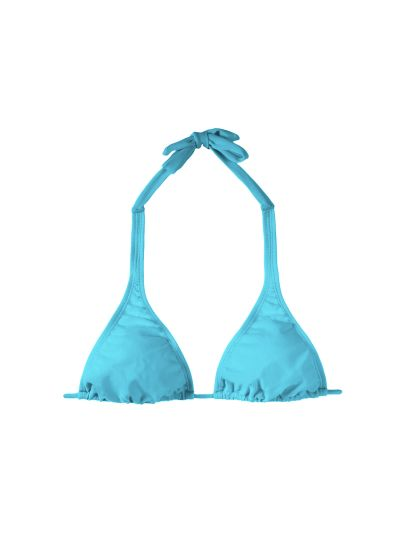 Himmelsblå triangel bikini - SKY CORTINAO