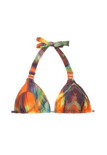 Haut de maillot triangle � coques souples - SOUTIEN ALVARENGA