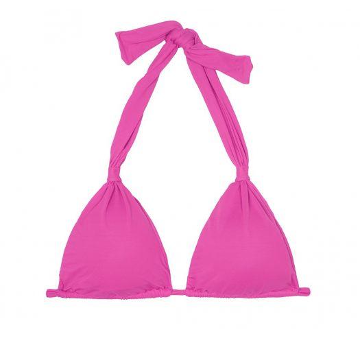 Triangle bikini top - SOUTIEN AMBRA MEL ROSA CHOQUE