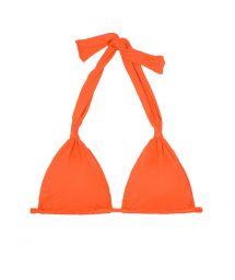 Orange triangelöverdel med knytband - SOUTIEN AMBRA MEL SOMBRERO