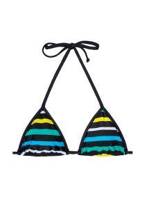 Parte de arriba de bikini Triángulo - SOUTIEN BICAS