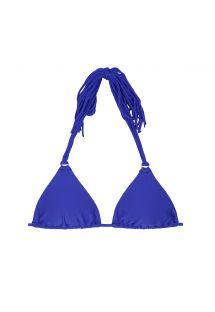 Haut de maillot de bain triangle - SOUTIEN FRANJA ZAFFIRO