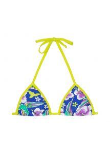 Triangle bikini top - SOUTIEN PASSARO VERDE
