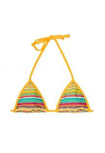 Triangle bikini top - SOUTIEN PEIXE AMARELO