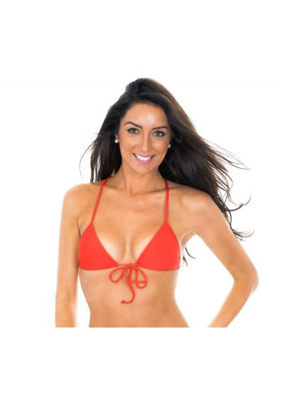 Bikiniöverdel - SOUTIEN TIRAS COSTAS RED