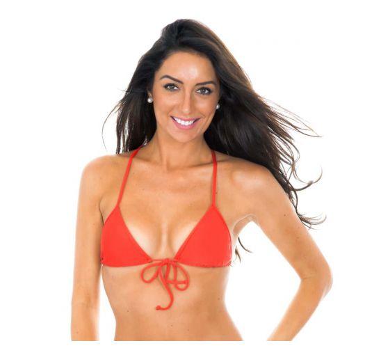 Bikini Triangel-Oberteil - SOUTIEN TIRAS COSTAS RED