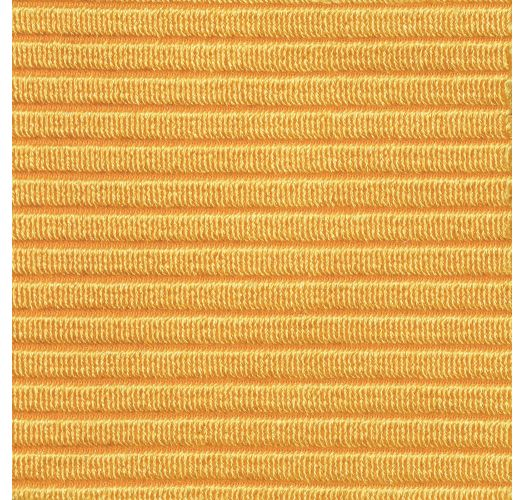 Textured yellow V bralette top - TOP EDEN-PEQUI BRA-V