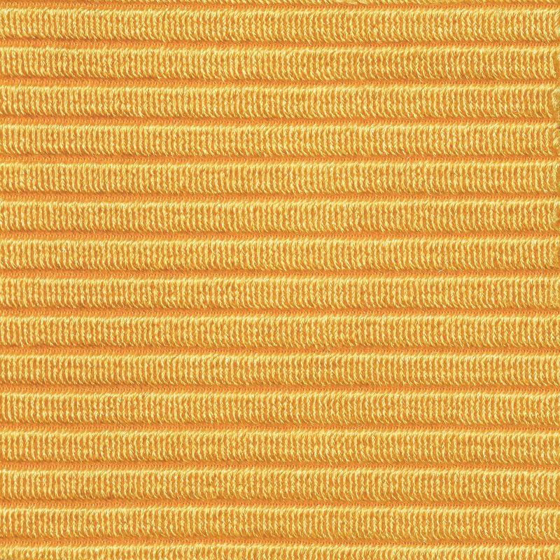 Textured yellow V-underwired bikini top - TOP EDEN-PEQUI TRI-ARO