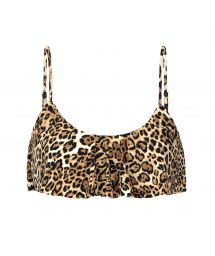 TOP LEOPARDO BABADO