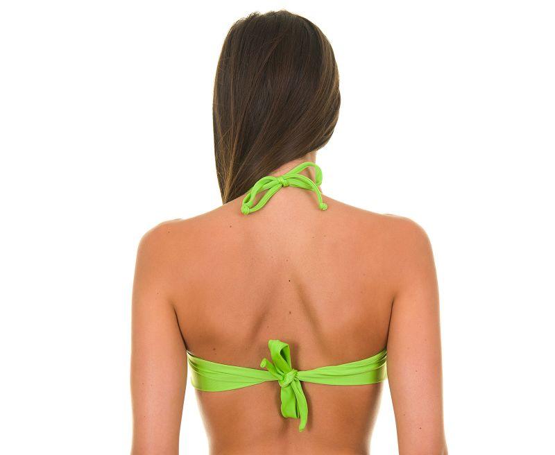 Bikiniöverdel bandeau - JUREIA TORCIDO
