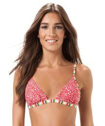 Retro style straight strap bikini top - SOUTIEN CAROLINA DO SUL
